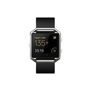 Fitbit Blaze Test Fitness Uhr
