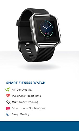 fitbit blaze test 2017 2018 der ausf hrliche test. Black Bedroom Furniture Sets. Home Design Ideas