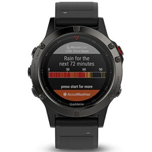 Garmin FENIX 5 Test