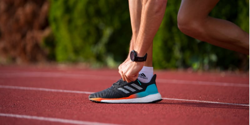 Herzfrequenz Garmin Fitnessuhr