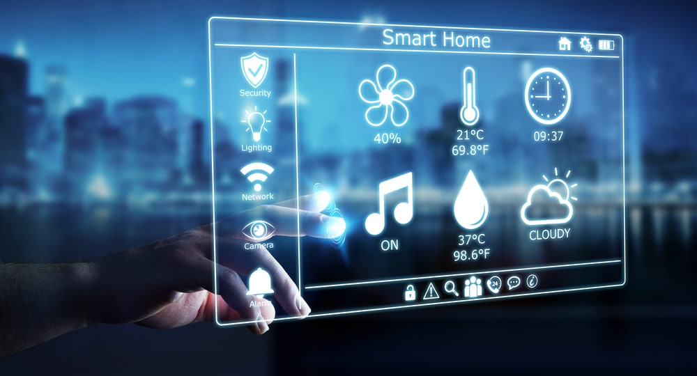 Smart Home bedienen mit Versa 2